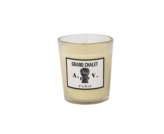 Les bougiesAstier de Villatte ont été créées avec la parfumeuse attitrée du collectif, Françoise Caron (Salon du meuble de Milan, 8-13 avril 2014).