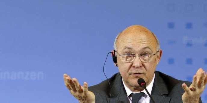 Les nouveaux ministres des finances et de l'économie effectuent  un « déplacement commun » à Berlin.