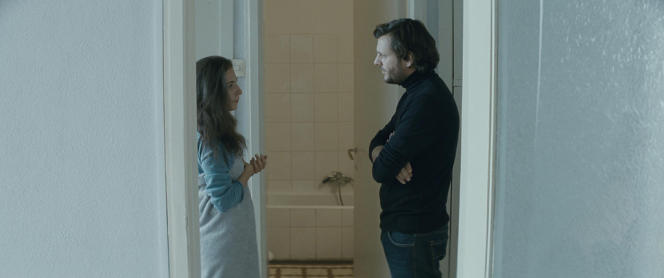 Diana Avramut et Bogdan Dumitrache dans le film roumain et français de Corneliu Porumboiu,