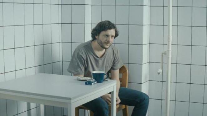 Bogdan Dumitrache dans le film roumain et français de Corneliu Porumboiu,