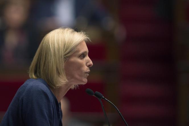 Ségolène Neuville, députée des Pyrénées Orientales et nouvelle secrétaire d'Etat.