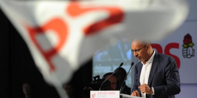 L'exfiltration d'Harlem Désir a été imaginée par le chef de l'Etat et Manuel Valls au lendemain de la défaite des municipales.