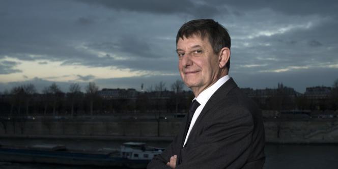 Jean-Pierre Jouyet, le 28 novembre 2012.