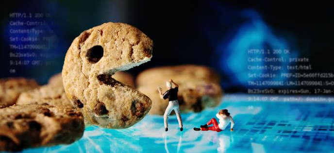 Pistés par les cookies.