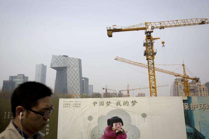 Pékin a enregistré un excédent commercial de 5,57 milliards d'euros en mars, après le déficit surprise de 16,6 milliards en février.