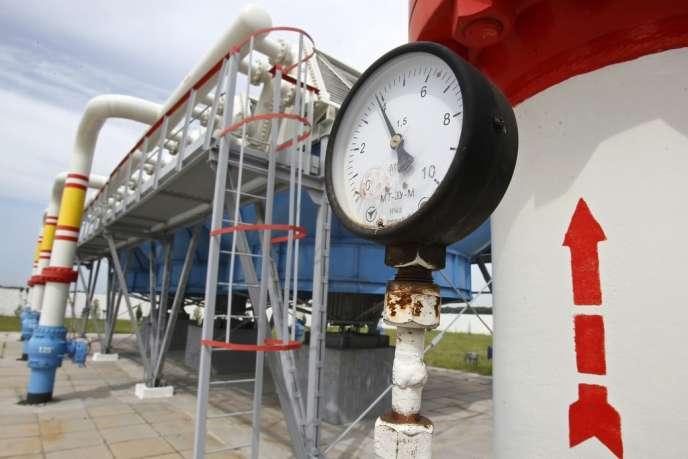 La crise entre la Russie et l'Ukraine fait peser une menace sur les approvisionnements en gaz des pays européens.