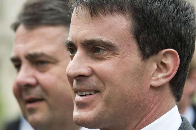 L'initiative a pris forme lorsque le premier ministre, Manuel Valls et Emmanuel Macron ont rencontré Sigmar Gabriel en Allemagne, le 22 septembre.