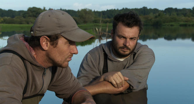 Une scène du film documentaire français de Dominique Marchais,