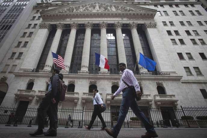 A New York Stock, l'indice S&P 500 a affiché une progression hebdomadaire de 0,75 % atteignant ses plus hauts historiques.