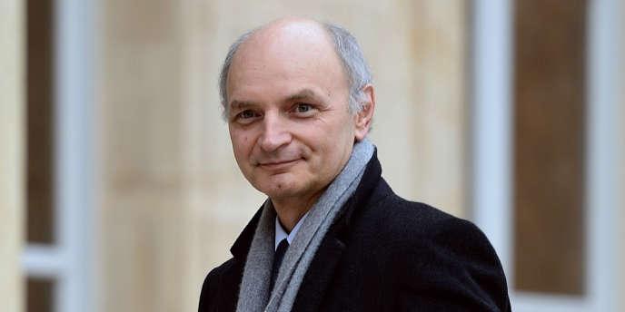 Le premier président de la Cour des comptes, Didier Migaud, à l'Elysée, le 10 février.