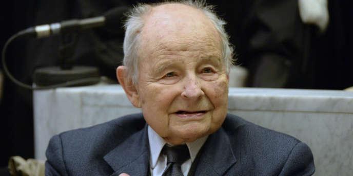Le président et fondateur des laboratoires Servier est mort à l'âge de 92 ans.