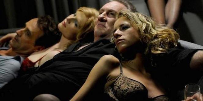 Gérard Depardieu dans