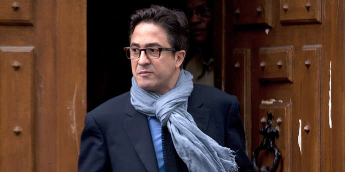 Aquilino Morelle, le 9 mai 2012 à Paris.