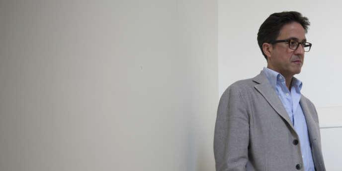 Aquilino Morelle, le 3mai2012.