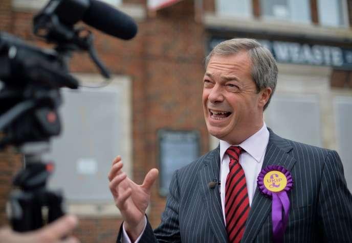 Nigel Farage, le