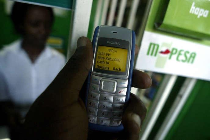Au Kenya, le système M-Pesa de transfert d'argent a remporté un succès fulgurant.