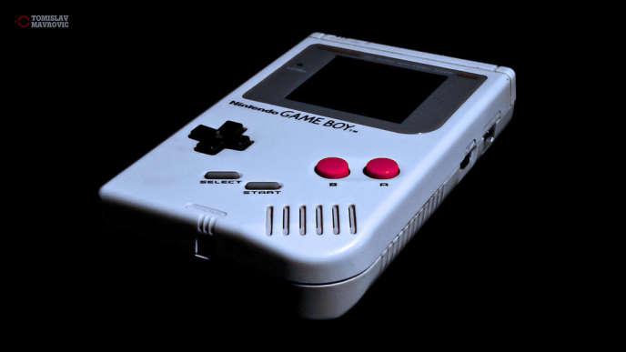 Une Game Boy.