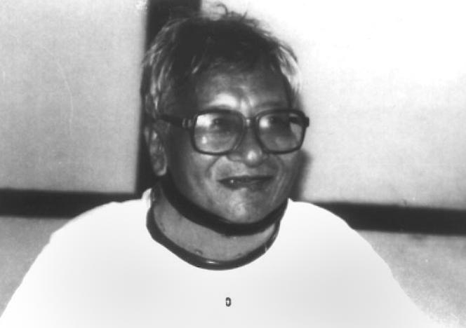 Win Tin, en mai 2001.