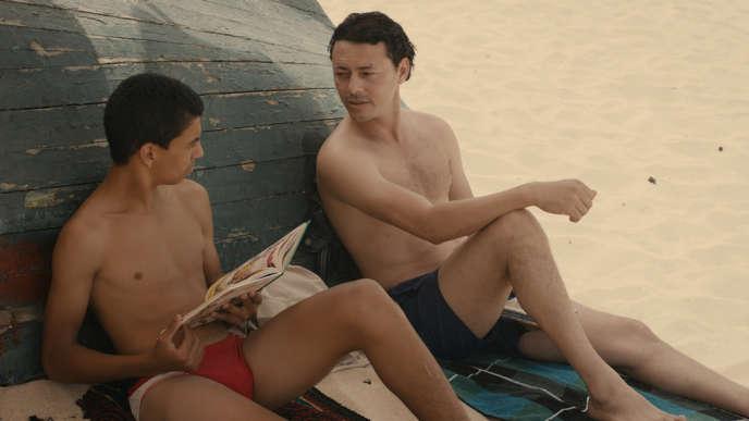 Saïd Mrini dans le film marocain et français d'Abdellah Taïa,