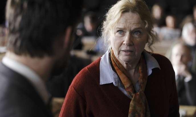 Liv Ullmann dans le film allemand et norvégien de Georg Maas, « D'une vie à l'autre ».