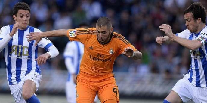 Avec le départ de Gonzalo Higuain l'été dernier, Benzema s'est retrouvé délesté de son seul concurrent direct à la pointe de l'attaque madrilène.