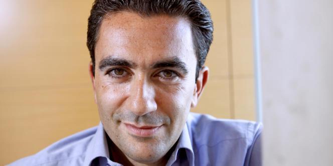 David Djaoui, Directeur de l'harmonisation et de l'événementiel de France Télévisions.