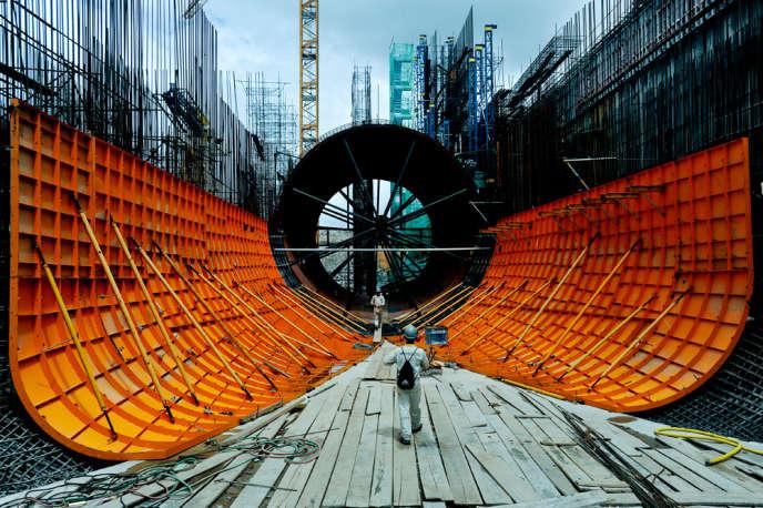 Le barrage de Belo Monte, sur le Rio Xingu, devrait être achevé en 2015.