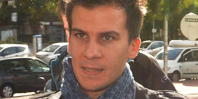 Gaspard Gantzer à Paris, en novembre 2013.