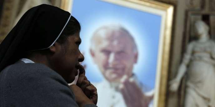 Un million de pèlerins sont attendus à Rome, le week-end du 26 et 27 avril, pour les canonisations de Jean XXIII et de Jean-Paul II, dimanche.