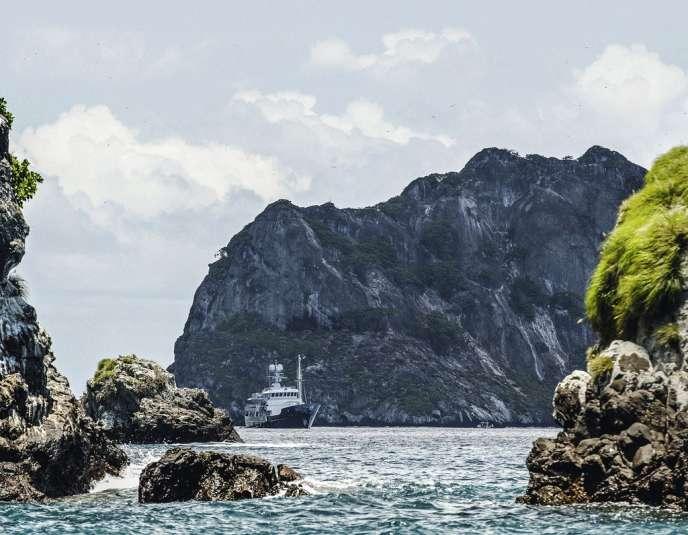 L'île del Coco.