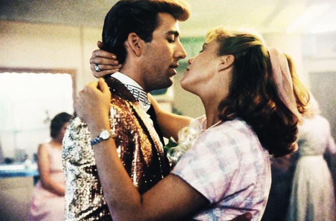 Nicolas Cage et Kathleen Turner dans l'un des succès du début de la carrière de l'acteur :