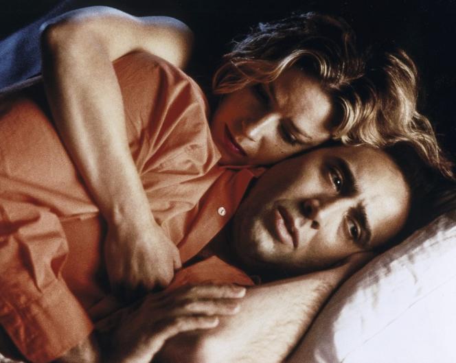 Elisabeth Shue et Nicolas Cage dans