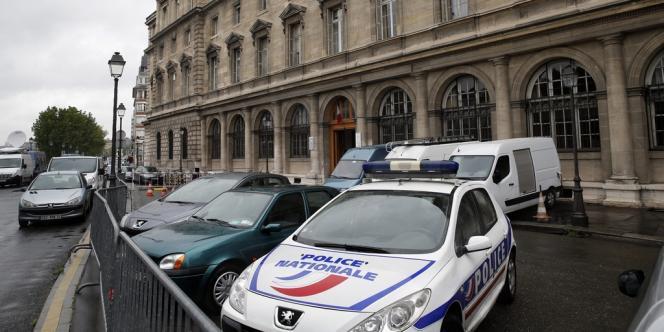 Le 36, quai des Orfèvres, siège de la police judiciaire parisienne.