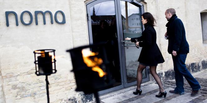 Le restaurant Noma, à Copenhague.