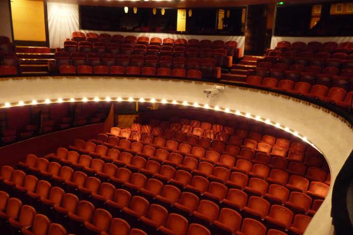 Le Théâtre de La Michodière, dans le 2e arrondissement de Paris, fait partie des salles rachetées, mi-novembre, par le groupe Fimalac.