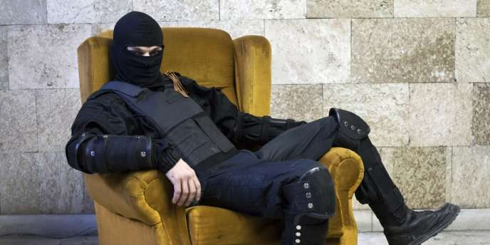 « Séparatistes », « fascistes », « provocateurs »... Dans le conflit qui secoue les régions orientales de l'Ukraine, le choix des termes pour désigner les parties adverses n'est pas anodin.