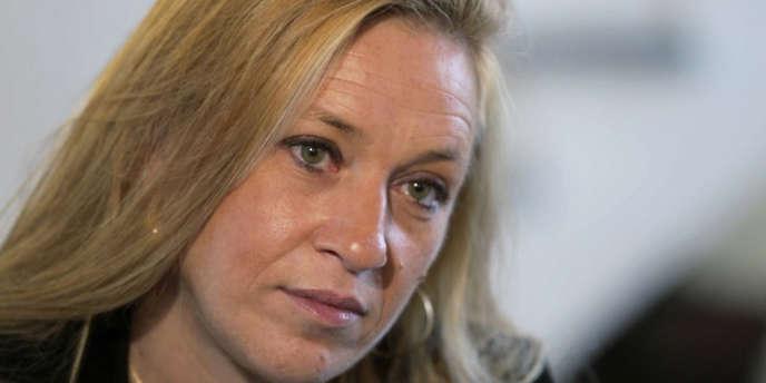 Anne Hommel, communicante indépendante de Dominique Strauss-Kahn et Jérôme Cahuzac.