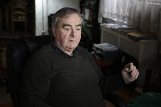 Ed Moloney, un journaliste irlandais qui dirige pour le Boston College un projet qui recueille les témoignages d'anciens membres de l'IRA.