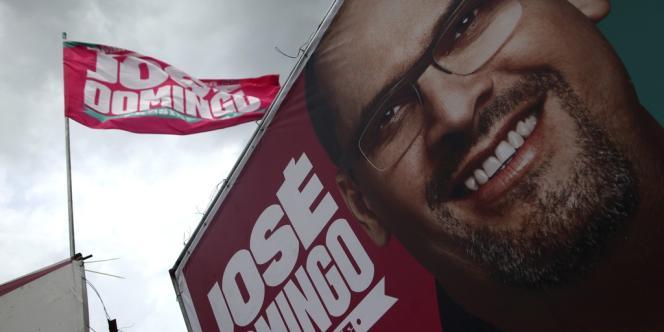 Le président panaméen sortant Ricardo Martinelli a choisi José Domingo Arias pour lui succéder.