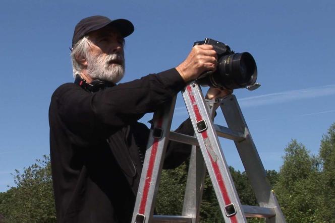 Michael Haneke dans le film documentaire français et autrichien d'Yves Montmayeur,