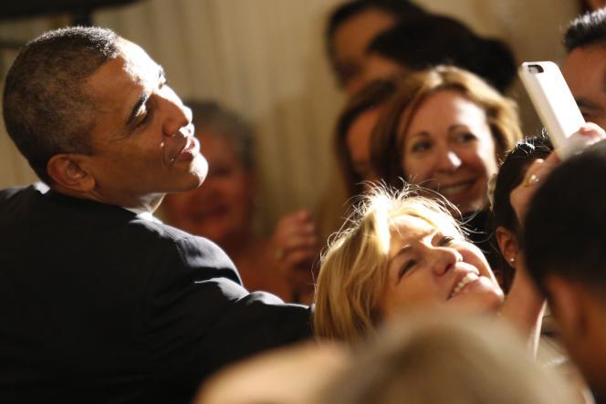 Barack Obama, le 5 mai à la Maison Blanche.