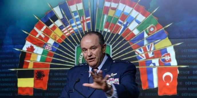 Le commandant en chef des forces de l'Alliance atlantique en Europe a estimé que l'OTAN avait besoin « d'évaluer [sa] réactivité » face à la Russie, qui « n'agit pas en tant que partenaire ».