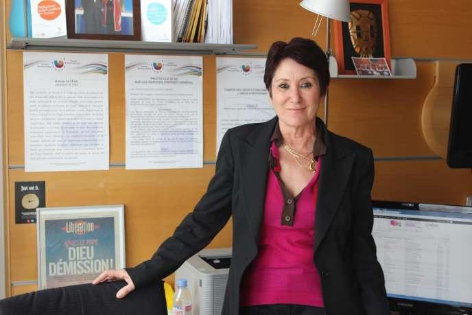 Après deux mandats d'eurodéputée, Françoise Castex a été débarquée par le PS. Elle devra avoir vidé son bureau bruxellois d'ici fin juin.