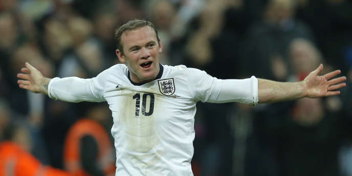 Sans surprise, Wayne Rooney intégrera la sélection anglaise pour le Mondial brésilien.