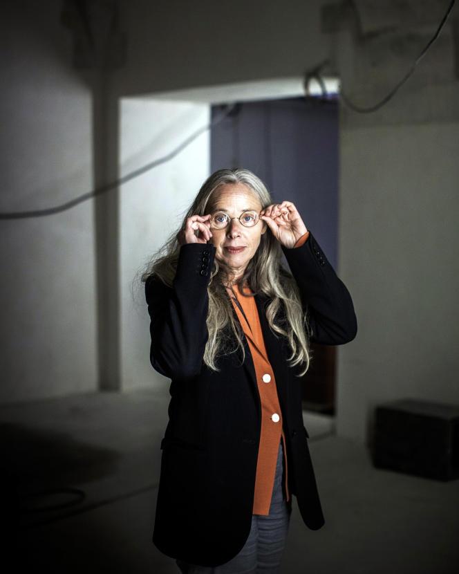 Anne Baldassari, présidente du Musée Picasso. En septembre 2013