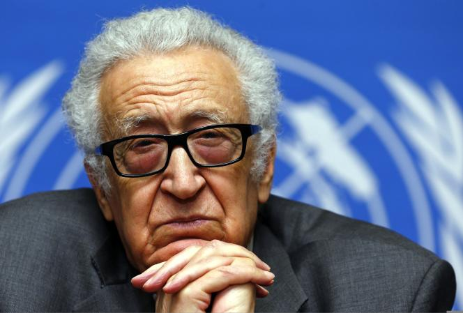 Le médiateur de l'ONU en Syrie a démissionné après l'échec des pourparlers de Genève.