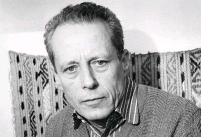 Pierre Barbéris en 1973
