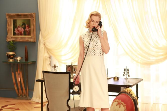 Nicole Kidman dans le film français et américain d'Olivier Dahan,
