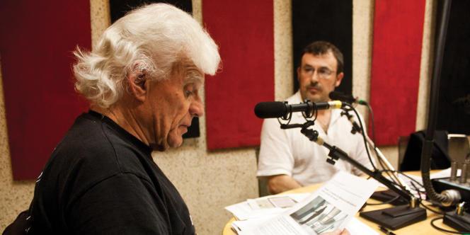 Jacques Lesage de La Haye (à gauche) et Pascal Matrat.