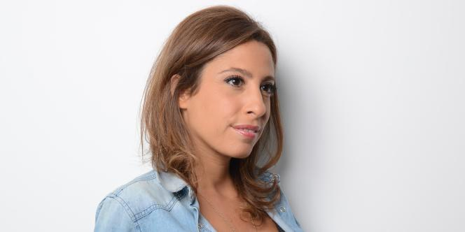 Léa Salamé.